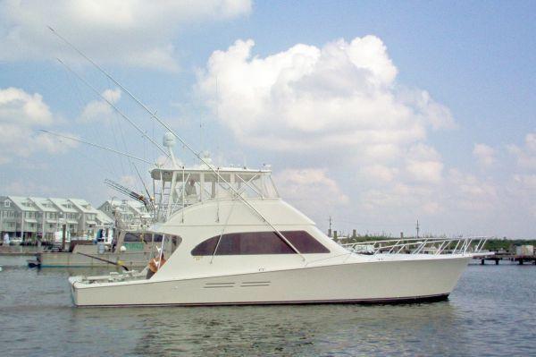 Post Yachts 56 Convertible 2002 All Boats Convertible Boats