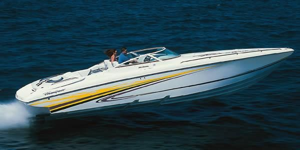 Powerquest 380 Avenger 2002 All Boats