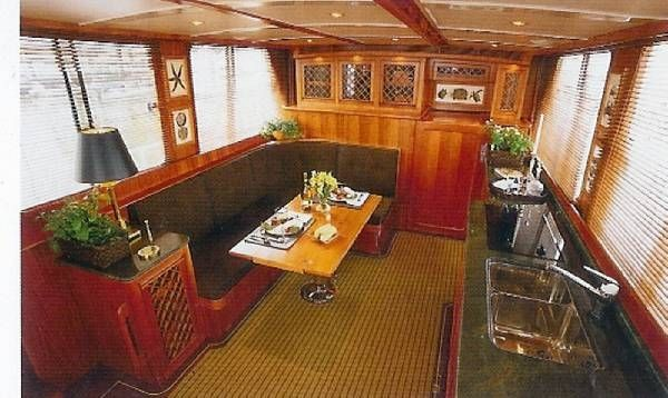 2002 president trawler reduced  2 2002 President Trawler REDUCED