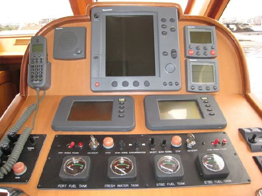 2002 president trawler reduced  21 2002 President Trawler REDUCED