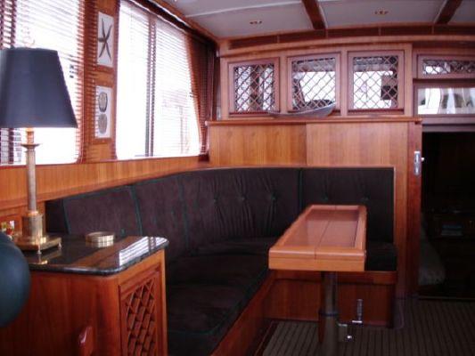 2002 president trawler reduced  6 2002 President Trawler REDUCED