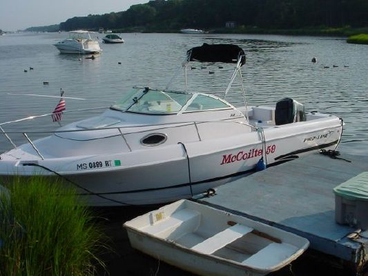 Pro Line 22 WALKAROUND CUDDY 2002 All Boats Walkarounds Boats for Sale