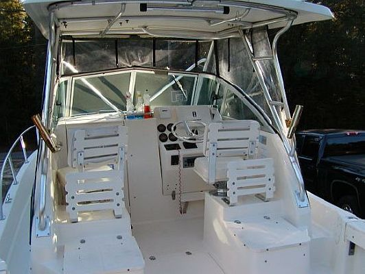 Boats for Sale & Yachts Pursuit 2870 WA 2002 All Boats