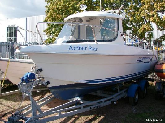 Quicksilver 620 Pilothouse 2002 Pilothouse Boats for Sale
