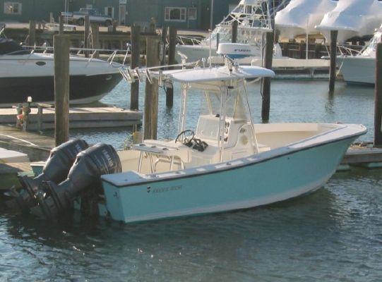 Regulator 23 Classic (4 Strokes! Trailer!) 2002 Regulator Boats for Sale