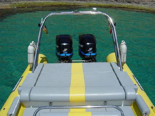 Scorpion 860 2002 All Boats
