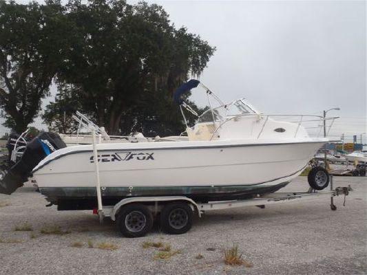 Boats for Sale & Yachts Sea Fox 257 Walk Around 2002 All Boats