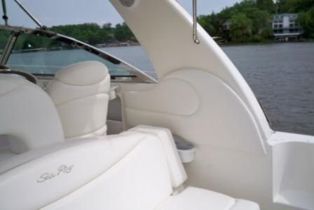 2002 sea ray 410 express cruiser  2 2002 Sea Ray 410 Express Cruiser