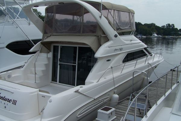 2002 sea ray 450 express bridge  1 2002 Sea Ray 450 Express Bridge