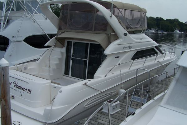 2002 sea ray 450 express bridge  10 2002 Sea Ray 450 Express Bridge
