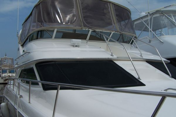2002 sea ray 450 express bridge  2 2002 Sea Ray 450 Express Bridge