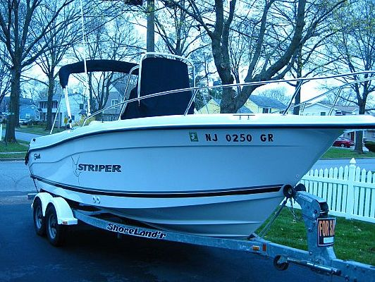 Boats for Sale & Yachts Seaswirl 2101 Striper 2002 Seaswirl Striper for Sale