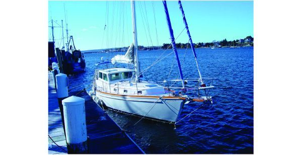 Shannon yachts 43PH 2002 All Boats