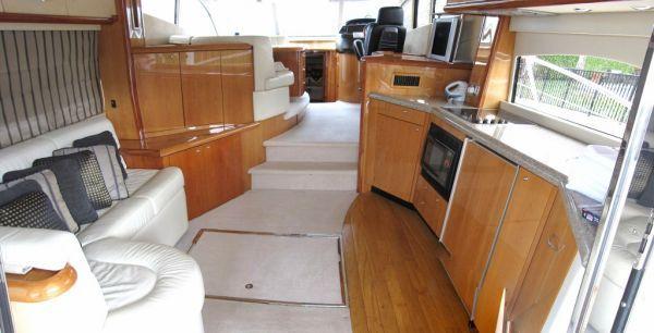 Sunseeker MANHATTAN 2002 Motor Boats Sunseeker Yachts