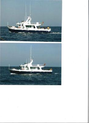 Talleres Vila Trawler Yacht 2002 Trawler Boats for Sale