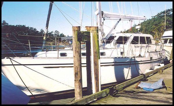 2002 tayana 460 vancouver  7 2002 Tayana 460 Vancouver