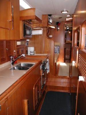 2002 tayana 460 vancouver pilothouse  7 2002 Tayana 460 Vancouver Pilothouse