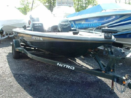 Boats for Sale & Yachts Tracker Nitro 896 DC 2002 Nitro Boats for Sale