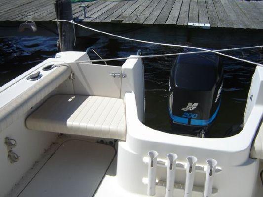Trophy Pro 2302 W/A 2002 All Boats