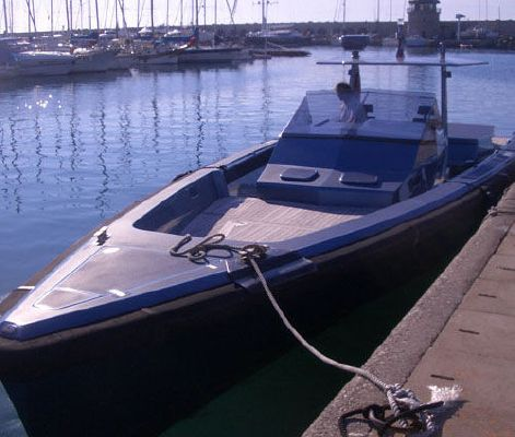 w magic sarl Wally 45' 2002 All Boats