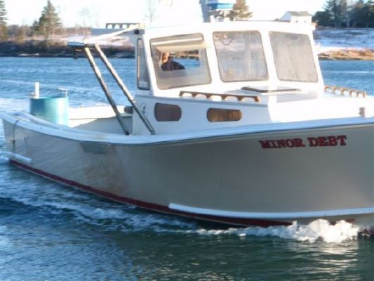 2002 Wayne Beal Lobster Boat - Boats Yachts for sale