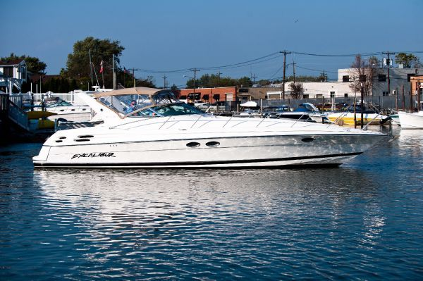Boats for Sale & Yachts Wellcraft 38' Excalibur 2002 Motor Boats Wellcraft Boats for Sale