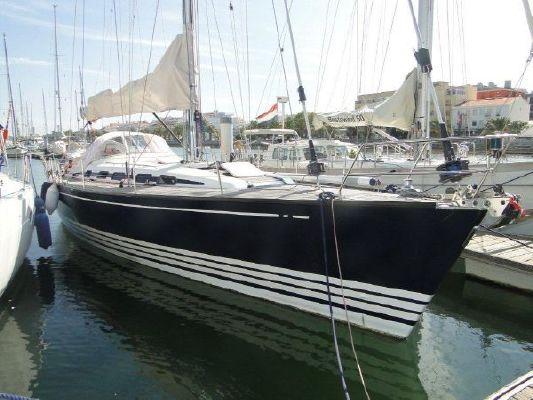 2002 x yachts x 482  4 2002 X Yachts X 482