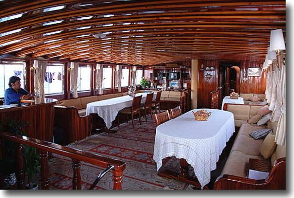 Mast Schooner Traditional Turkish Gulet 2003 Ketch Boats for Sale