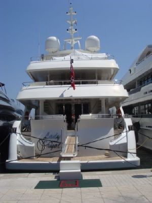 Alfamarine Trideck Superyacht 2003 All Boats