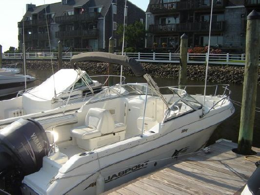 Aquasport 215 Osprey Sport 2003 All Boats