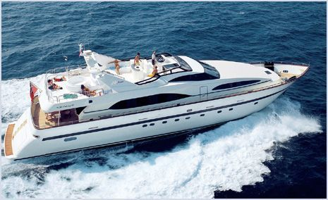Azimut 100 2003 Azimut Yachts for Sale