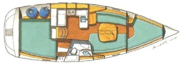 2003 beneteau oceanis 331  2 2003 Beneteau Oceanis 331