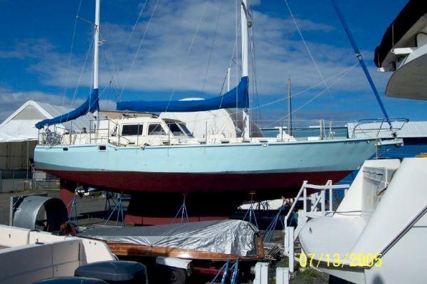 Bruce Roberts Pilothouse Ketch 2003 Pilothouse Boats for Sale