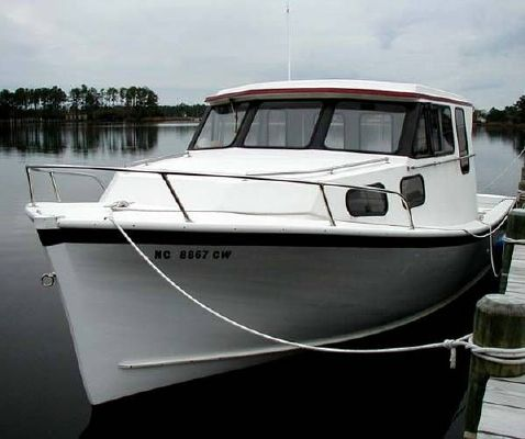 Cape Island Downeast Cruiser 2003 All Boats Downeast Boats for Sale