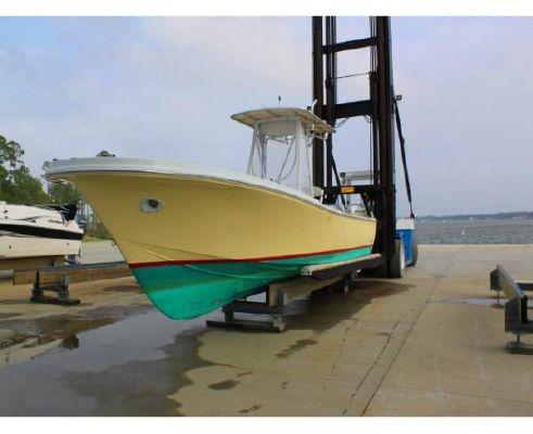 carolina custom center console boats yachts  sale