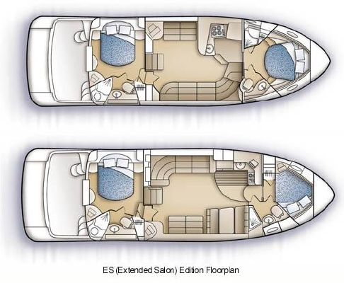 2003 carver 444 cockpit motor yacht  6 2003 Carver 444 Cockpit Motor Yacht