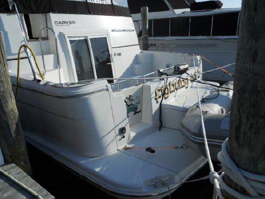 Carver 444 Cockpit Motor Yacht CUSTOM!!! AWESOME!!! 2003 Carver Boats for Sale