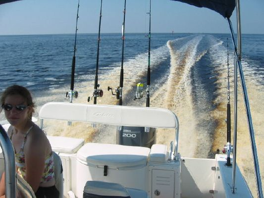 Boats for Sale & Yachts COBIA BOATS 214 CC 2003 All Boats