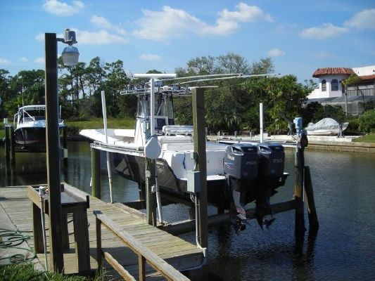 Contender Open Fisherman CC (FMC) 2003 Contender Powerboats for Sale
