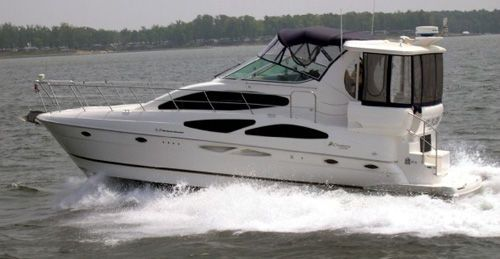 Cruisers 405 Express Motoryacht 2003 Cruisers yachts for Sale