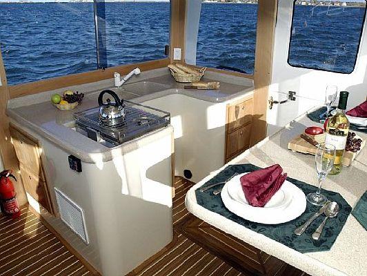 Custom FOX ISLAND 40 2003 All Boats