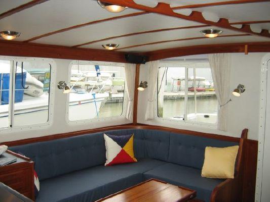 Boats for Sale & Yachts Custom Pacific Trawler By Blue Funnel 2003 Trawler Boats for Sale