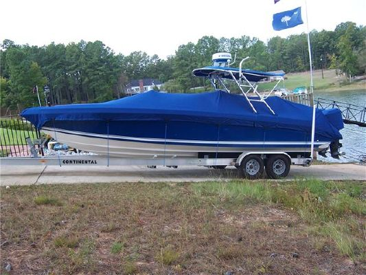 Boats for Sale & Yachts Dakota 32 Center Console Forward Cuddy (Freshwater Used!) 2003 All Boats