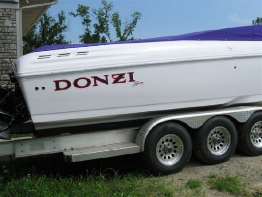 Donzi ZR Comp Race/pleasure 2003 Donzi Boats for Sale