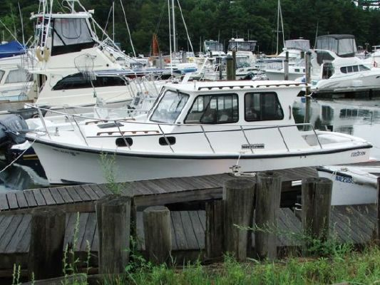 Eastern Boats / Seacoast 2710 Downeast Cruiser 2003 All Boats Downeast Boats for Sale
