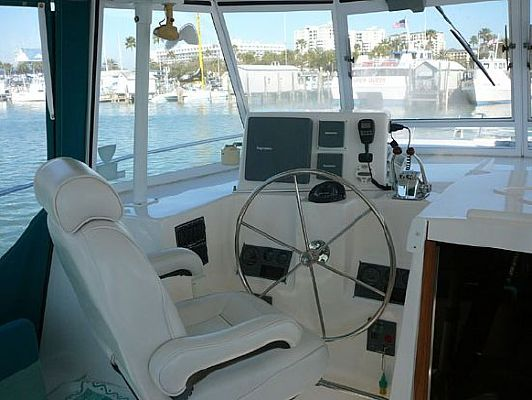 Endeavour Trawler Cat 44 2003 Trawler Boats for Sale