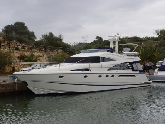 Fairline Squadron 58 2003 Motor Boats