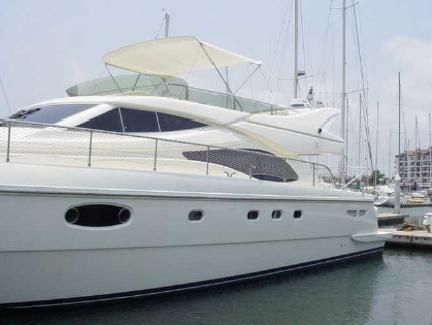 Ferretti 59 2003 All Boats