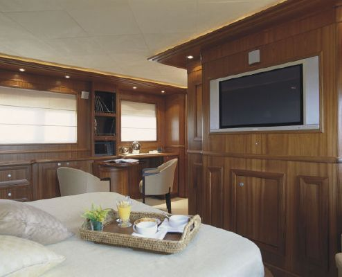 Ferretti Custom Line Navetta 2003 All Boats