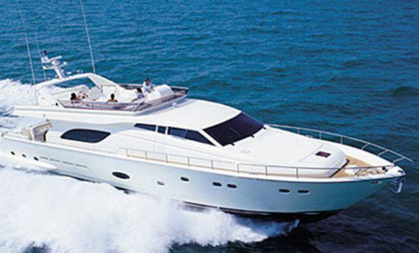 Ferretti Motor Yacht 2003 All Boats
